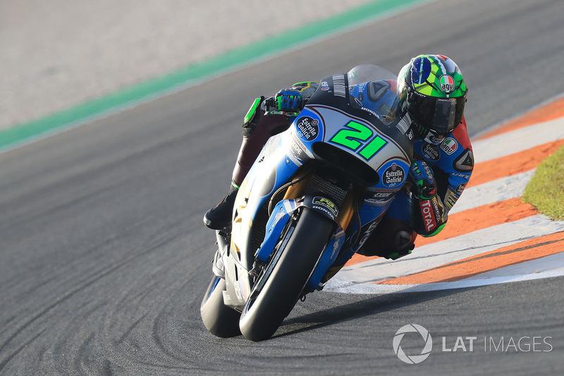 Franco Morbidelli, Estrella Galicia 0,0 Marc VDS