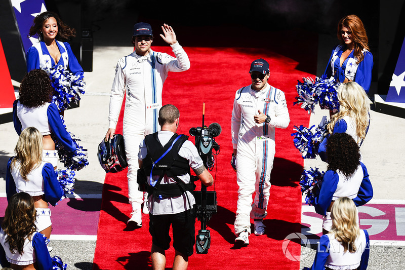 Lance Stroll, Williams, Felipe Massa, Williams