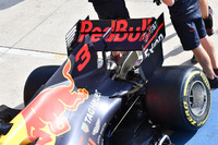 Red Bull Racing RB13 rear
