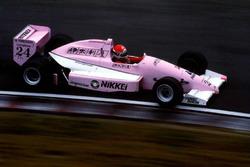 Emanuele Pirro, Japan F3000