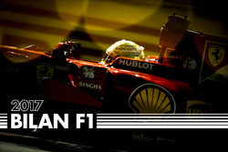 Bilan F1 2017, partie 1