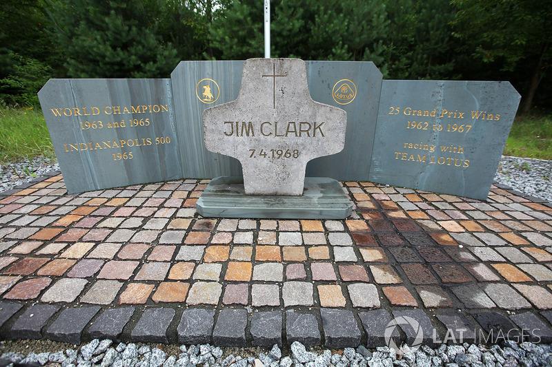 Le mémorial Jim Clark
