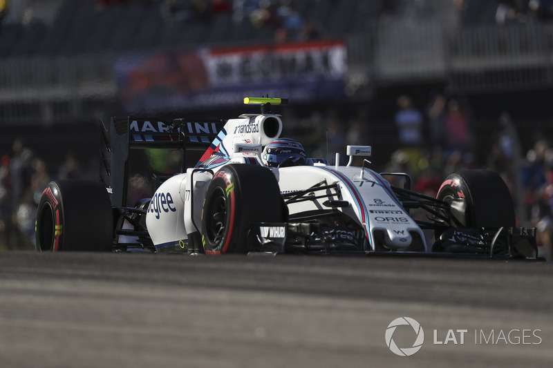 2016: Williams-Mercedes FW38