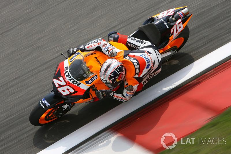 2006: Гран Прі Китаю, перший поул у MotoGP