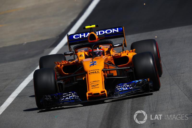 15. Стоффель Вандорн, McLaren MCL33 – 1:12.865