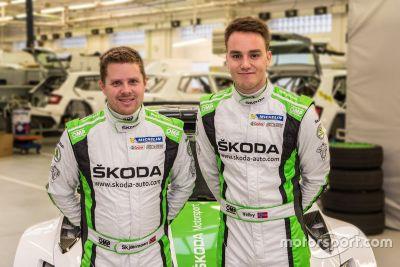 Annonce de Skoda en WRC2