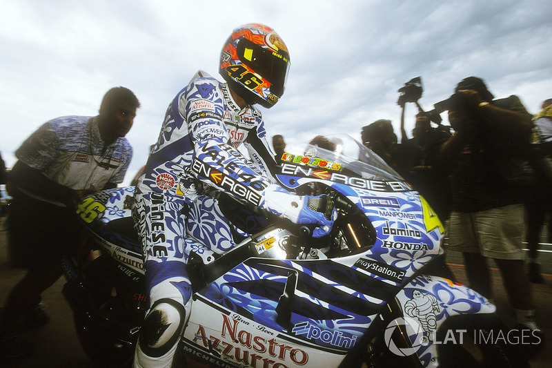 2001 - Honda (500) - Mugello