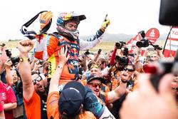 Il vincitore tra le moto Matthias Walkner, Red Bull KTM Factory Team