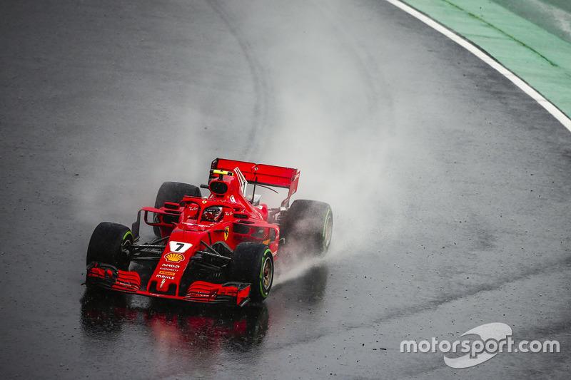 3: Кими Райкконен, Ferrari SF71H – 1:36.186