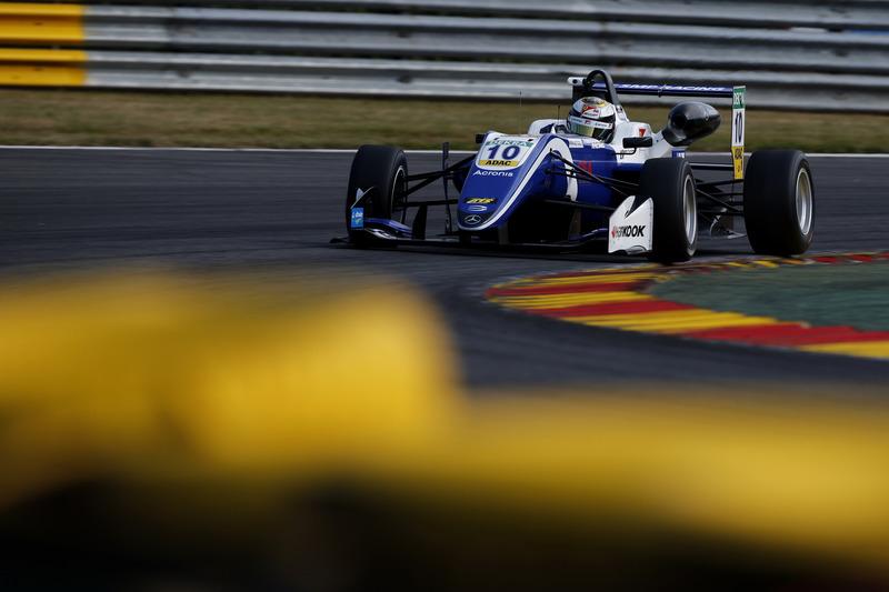 Европейская Формула 3, V этап, «Спа-Франкоршам»