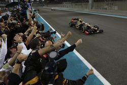 Racewinnaar Kimi Raikkonen, Lotus F1 Team E20