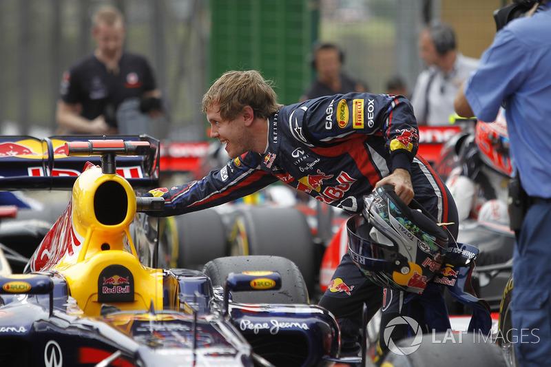Sebastian Vettel, Red Bull Racing RB7 Renault