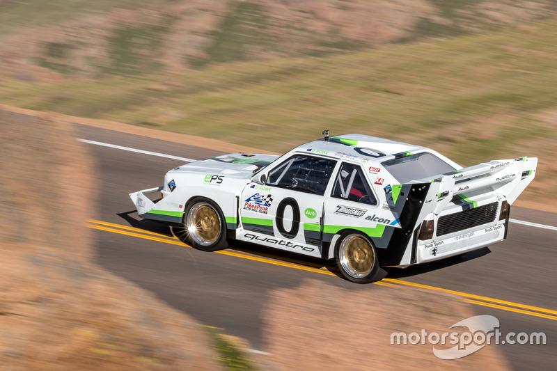 #0 David Rowe, Audi quattro
