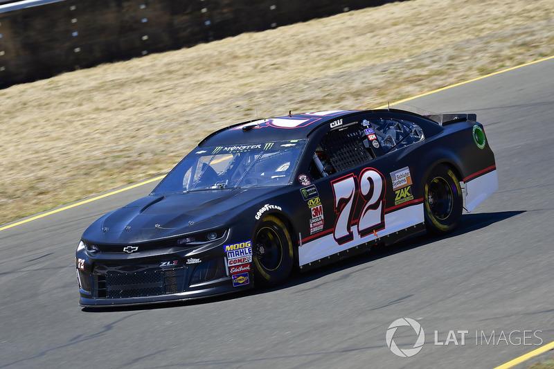 32. Cole Whitt, TriStar Motorsports, Chevrolet Camaro