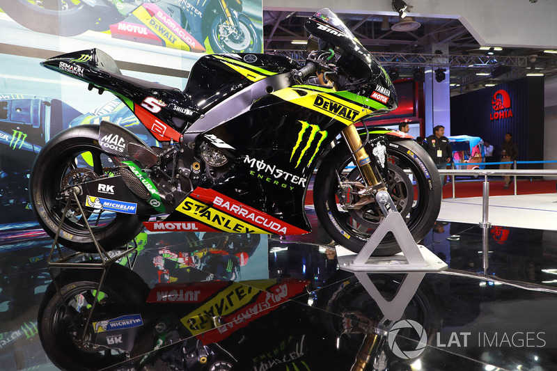 Мотоцикл Жоана Зарко, Monster Yamaha Tech 3