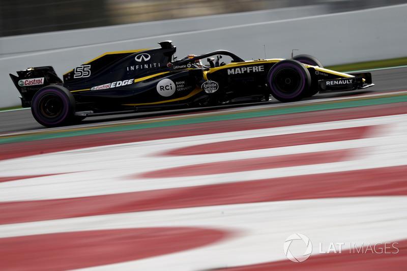 5º Carlos Sainz, Renault Sport F1 Team RS18: 1:18.092 (Hiperblandos)