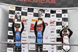 Bryan Herta Autosport Hyundai I30 N TCR: Michael Lewis, Bryan Herta Autosport Hyundai I30 N TCR: Mark Wilkins