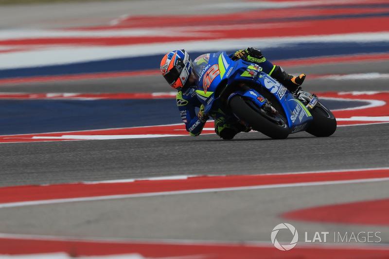 11. Alex Rins, Team Suzuki MotoGP