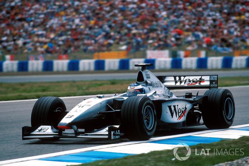 Mika Häkkinen, McLaren MP4/14