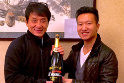 Jackie Chan announces Le Mans team