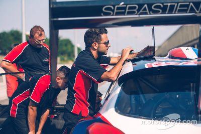 Peugeot 208 Pikes Peak test day