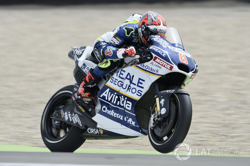 16. Hector Barbera, Avintia Racing