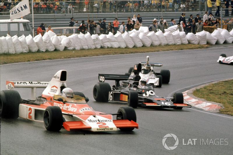 Йохен Масс, McLaren M23 Ford, Том Прайс, Shadow DN5A Ford