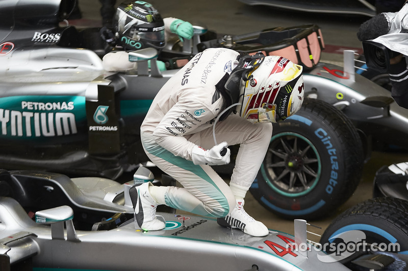 52- Gran Premio de Brasil 2016, Mercedes