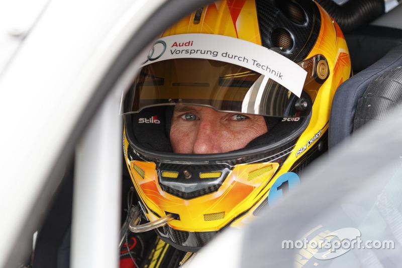#5 GT Motorsport Pty Ltd, Audi R8 LMS: Greg Taylor