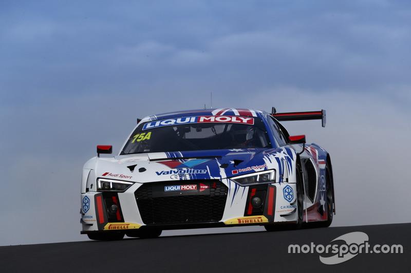 #75 Jamec Pem Racing, Audi R8 LMS: Garth Tander, Christopher Mies, Christopher Haase