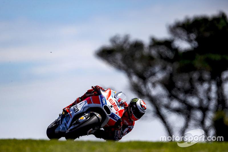 10. Jorge Lorenzo, Ducati Team