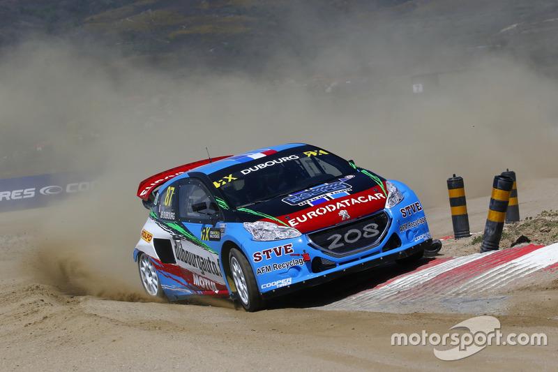 Jean-Baptiste Dubourg, DA Racing, Peugeot 208