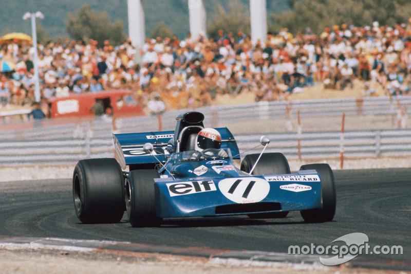 Tyrrell 003 (1971-1972)