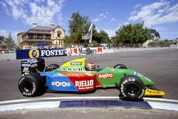 Nelson Piquet, Benetton B190