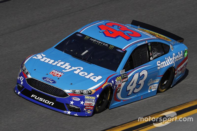 #43: Aric Almirola, Richard Petty Motorsports, Ford