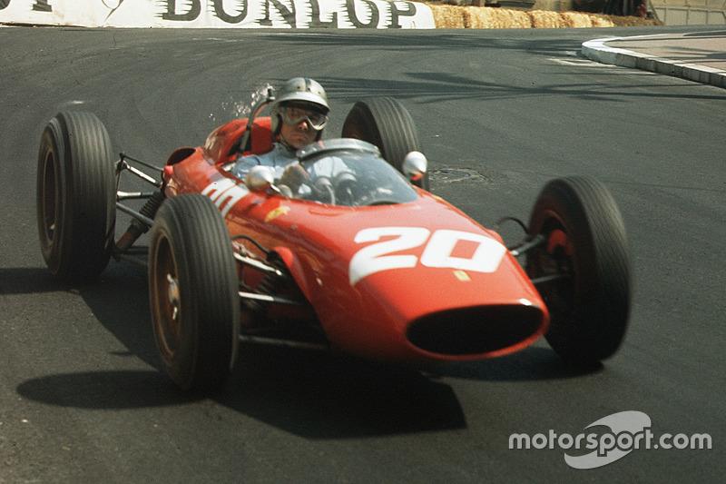 1963: Ferrari 156/63 (одна победа)