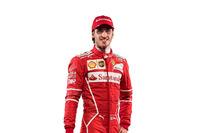 Антоніо Джовінацці, тест-пілот Ferrari