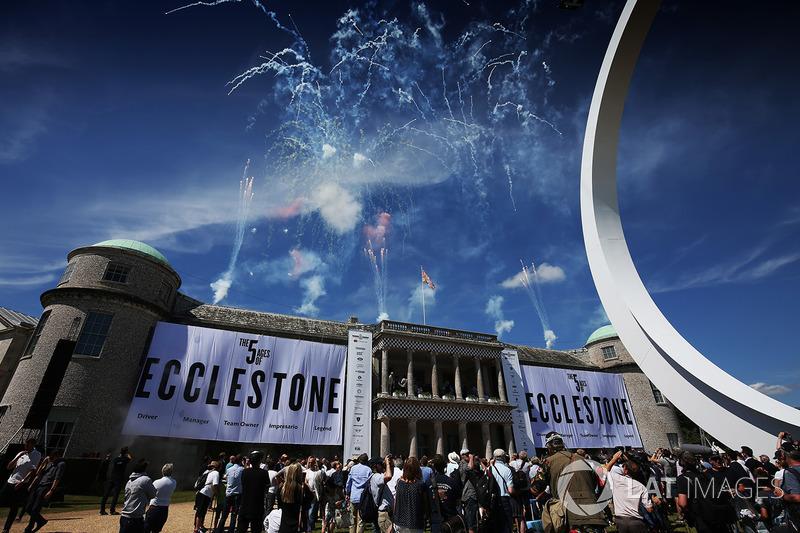 Celebración para Benie Ecclestone