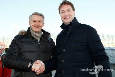 Motorsport incontra Sindelfingen