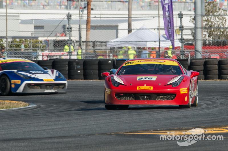 Lance Cawley, Ferrari de Atlanta
