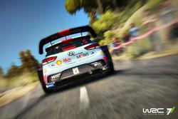 El Hyundai i20 en el nuevo WRC 7