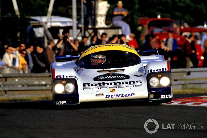 1983: Vern Schuppan, Al Holbert, Hurley Haywood, Porsche 956