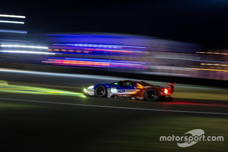 №69 Ford Chip Ganassi Racing Ford GT: Райан Бриско, Ричард Уэстбрук, Скотт Диксон