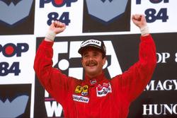 1. Nigel Mansell. Ferrari