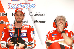 Andrea Dovizioso, Ducati Team, Dall'Igna