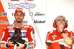 Андреа Довициозо, Ducati Team, Джиджи Далл'Инья