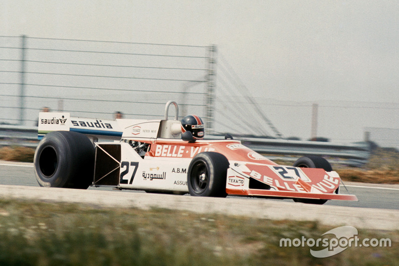 Patrick Neve, Williams March 761