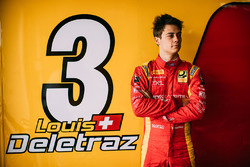 Louis Deletraz, Racing Engineering