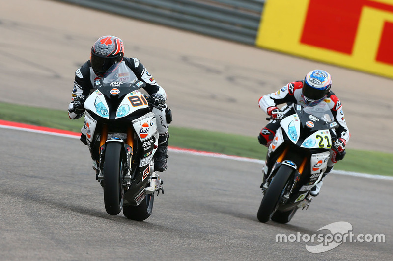 Jordi Torres, Althea BMW Racing, Markus Reiterberger, Althea BMW Racing