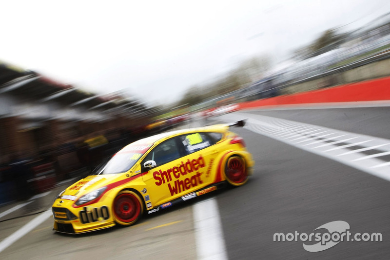 Luke Davenport, Team Shredded Wheat Racing with Duo, Ford Focus